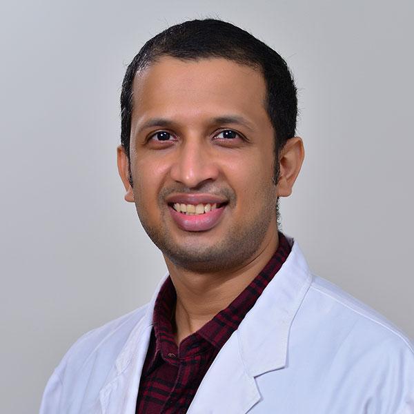 DR ARUN DAS P
