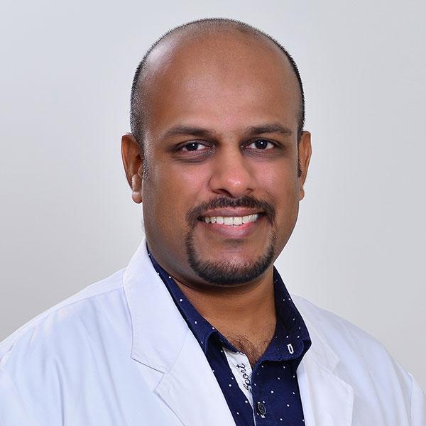 Dr.Sudheesh Manoharan