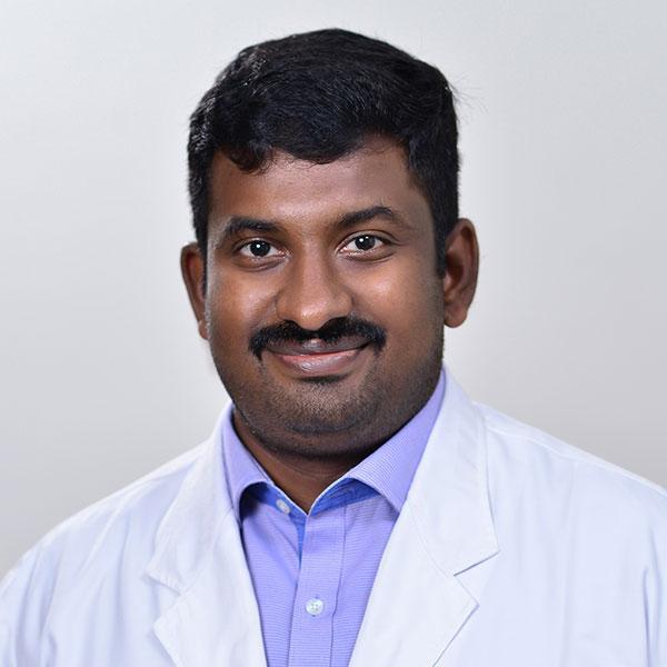 DR.RANJITH K R