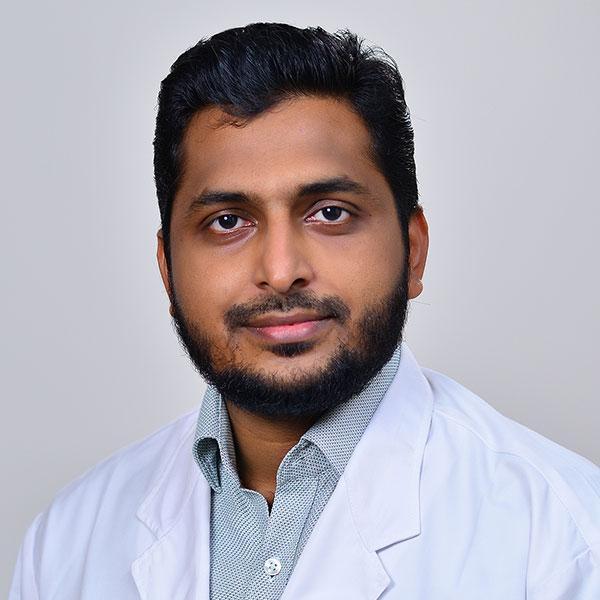 DR.SAHIL M