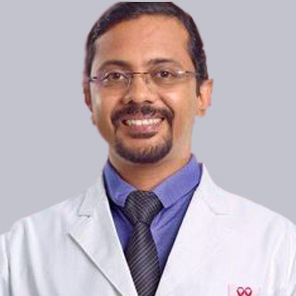 DR.DILEEP DAMODHARAN